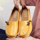 Buy Large Size Soft Leather Multi-Way Flat Loafers For Women, Eachine1, Women's Shoes