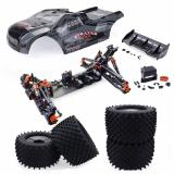 Buy ZD Racing 9021 V3 1/8 4WD 80km/h Brushless RC Car Frame Kit without Electronic Parts, RC Vehicles