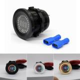 Buy 12V DC LED Panel Voltmeter Car Motorcycle Waterproof Digital Voltage Socket Meter Gauge, Banggood