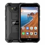 Buy [HK Stock] Ulefone Armor X6 Rugged Phone, 2GB+16GB, IP68/IP69K Waterproof Dustproof Shockproof, Face Identification, 4000mAh Battery, 5.0 inch Android 9.0 MTK6580A/W Quad Core up to 1.3GHz, Network: 3G(Black)