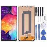 Buy OLED Material LCD Screen and Digitizer Full Assembly for Samsung Galaxy A50 SM-A505