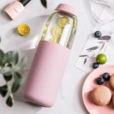 Buy Jordan Judy Fruit Cup Water Bottle Stylish Portable Tritan Material Heat Resistant Office Travel Tea Lemon Juice Drinking Bottle 260ml, TOMTOP