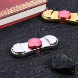 Buy Hot Mini Premium Metal Alloy Fidget Hand Finger Spinner Spin Widget Focus Toy EDC Pocket Desktoy Gift for ADHD Children Adults Relieve Stress Anxiety Boredom Lasting for 2 to 6 Minutes, TOMTOP